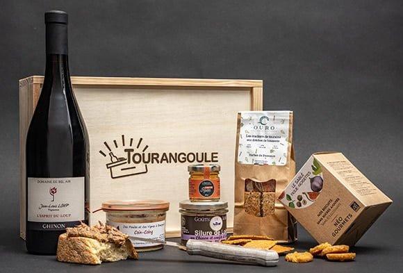 coffret gourmand Tourangoule